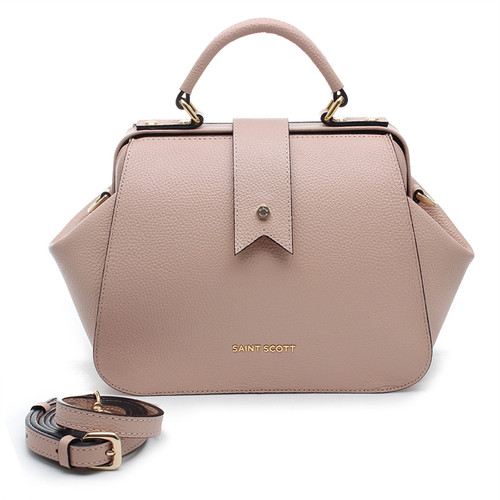 [SAINT SCOTT]Layla Doctor Bag - Blush Pink