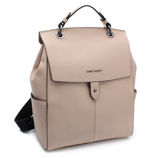 45b1a3eea [SAINT SCOTT]Evan Backpack - Blush Pink