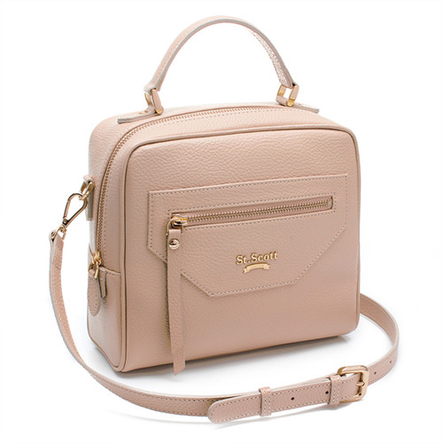 [SAINT SCOTT]Gemma Tote - Smoky Rose