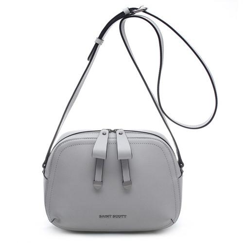 [SAINT SCOTT]Sarah Crossbody Bag - Light Grey