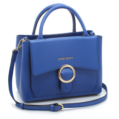 [SAINT SCOTT]Regina Tote Bag - Cobalt Blue