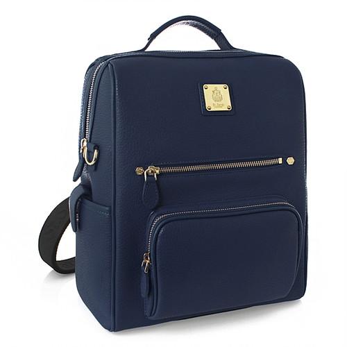 [SAINT SCOTT] Monica Backpack - Navy Blue