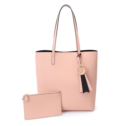 [SAINT SCOTT] Ivy shopper bag - Pale Pink