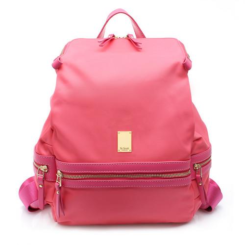 [SAINT SCOTT]Berlin Backpack - Fiamingo Pink