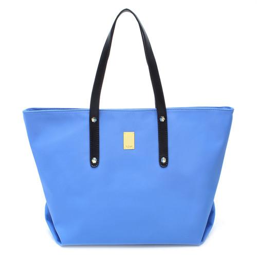[SAINT SCOTT]Paris Shopper bag - Blue