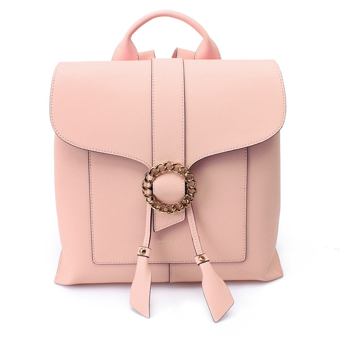 cd6af6740 [SAINT SCOTT]Ellie Backpack - Pale Pink. Price: $348.00. Image 1