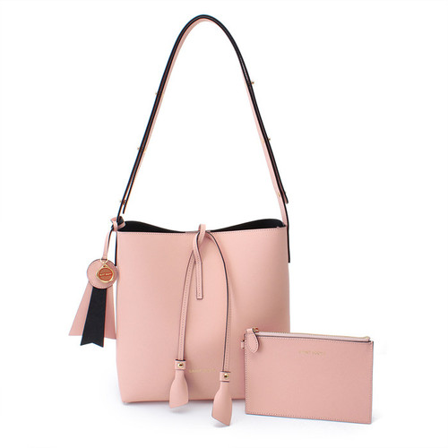 [SAINT SCOTT] Hannah ShoulderBag - Pale Pink