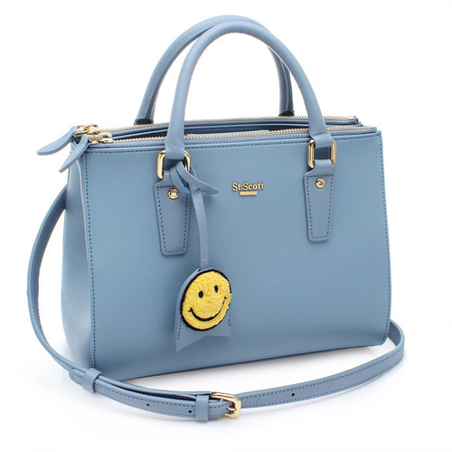 [SAINT SCOTT]MINI Blair Tote - Niagara Blue