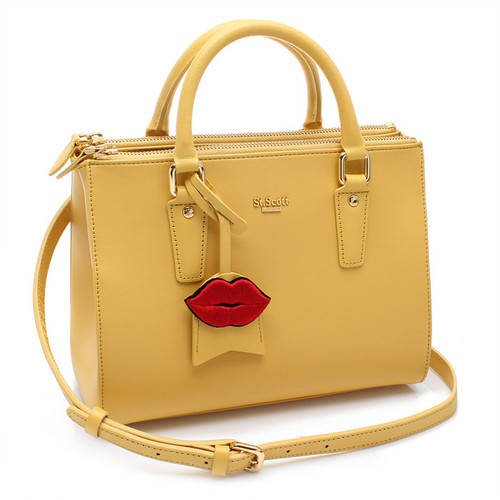 [SAINT SCOTT]MINI Blair Tote - Primrose Yellow