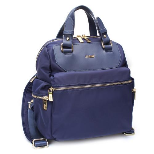 [SAINT SCOTT] Barcelona 2way Backpack - Navy