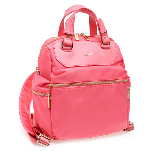 [SAINT SCOTT]Barcelona 2way Backpack - Fiamingo Pink