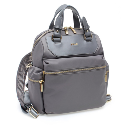 [SAINT SCOTT] Barcelona 2way Backpack - Gray