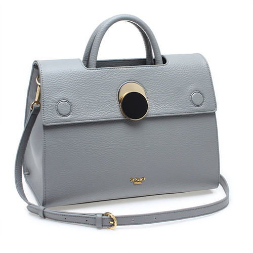 [SAINT SCOTT]Maybelle Tote - Cream Grey
