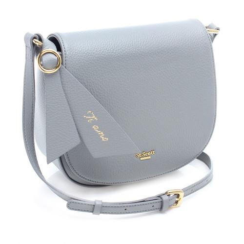 [SAINT SCOTT]Glinda Crossbody bag - Cream Grey