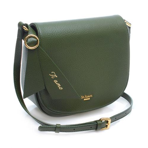 [SAINT SCOTT]Glinda Crossbody bag - Golden Khaki