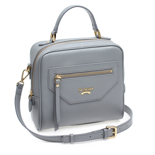 [SAINT SCOTT]Gemma Tote - Cream Grey