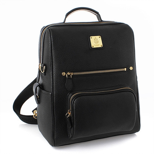 [SAINT SCOTT] Monica Backpack - Black