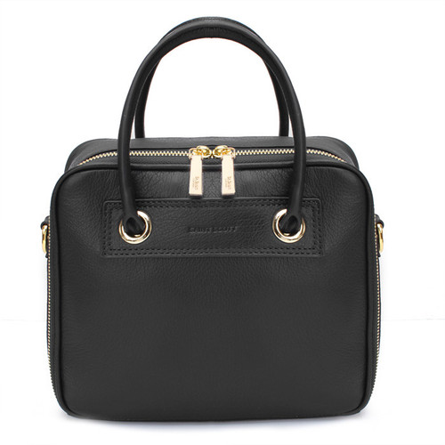 [SAINT SCOTT]RAVEN BOX TOTEBAG - Black