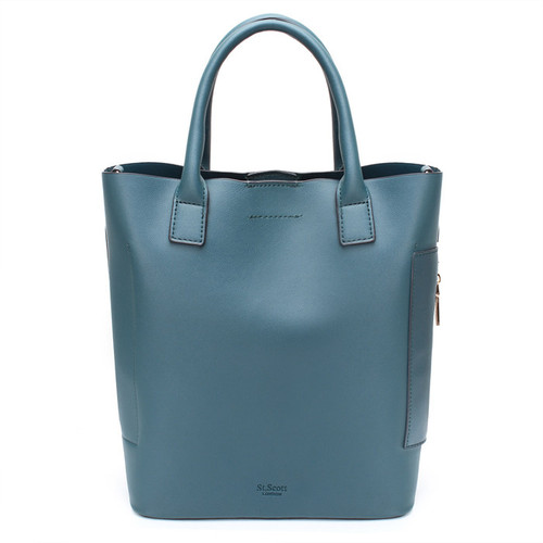 [SAINT SCOTT]MARCH TOTE BAG - Turkish Blue