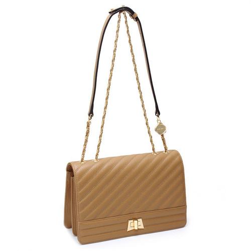 [SAINT SCOTT]Jaycee Shoulder Bag - autumn Brown