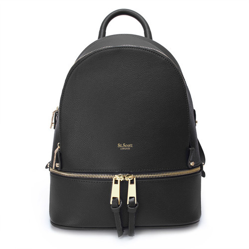 [SAINT SCOTT] Carson Backpack  - Black