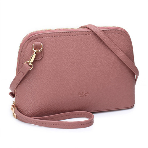 [SAINT SCOTT]SALOME TOTE BAG - Pink
