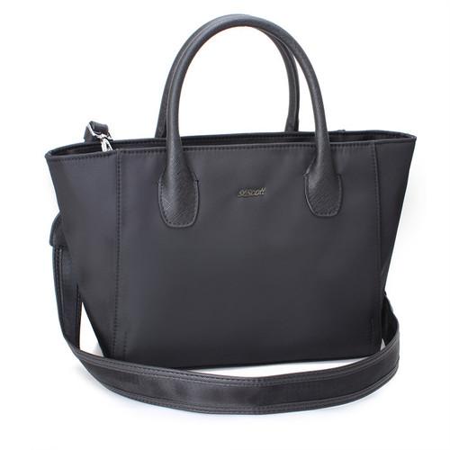 [SAINT SCOTT]Tokyo Tote Bag - Black