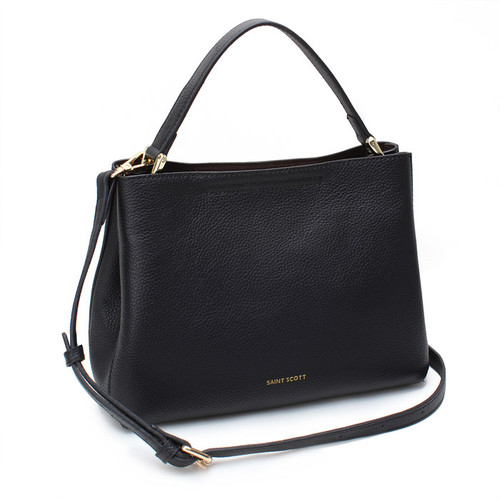 [SAINT SCOTT] CAMBER TOTE BAG - Black