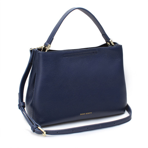 [SAINT SCOTT] CAMBER TOTE BAG - Navy