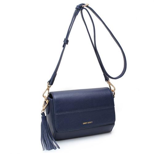 [SAINT SCOTT] Didi Mini Crossbody Bag - Navy
