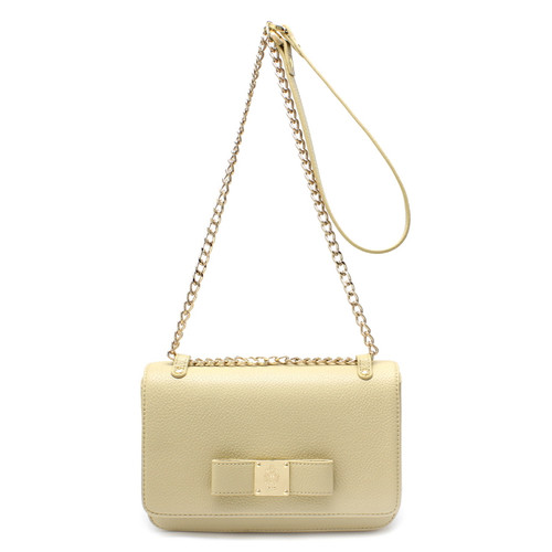 [SAINT SCOTT] Alice Mini Crossbody Bag - Beige