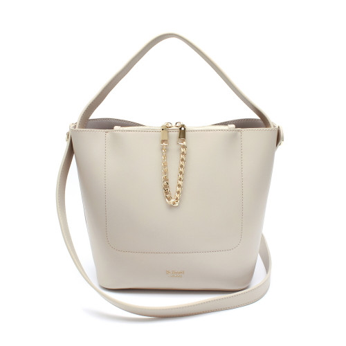 [SAINT SCOTT] Margo Shoulder Bag - Taupe