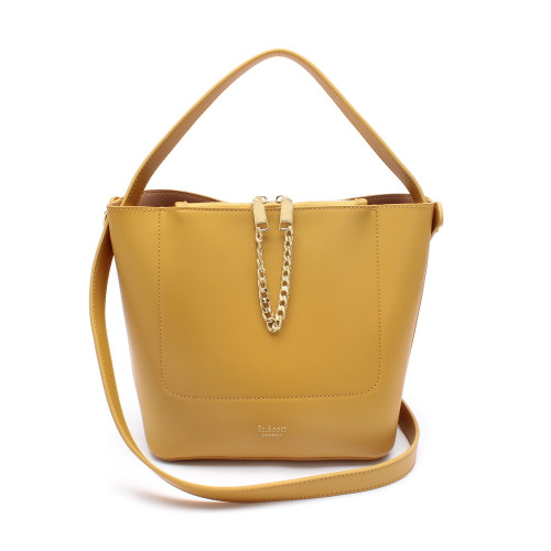 [SAINT SCOTT] Margo Shoulder Bag - Mustard