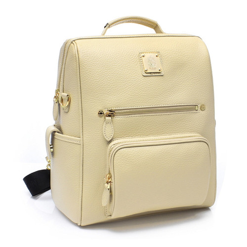 [SAINT SCOTT] Monica Backpack - Beige