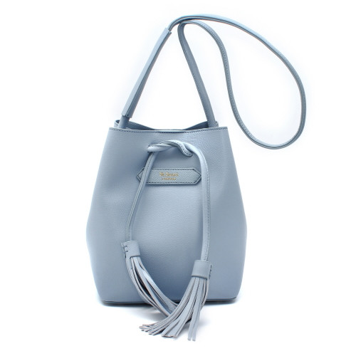 [SAINT SCOTT] Maive Bucket Bag - Sky Blue
