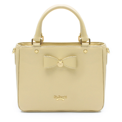 [SAINT SCOTT] Marilyn Tote - Beige