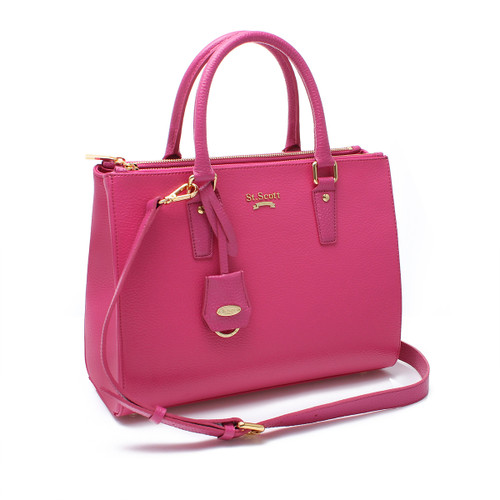 [SAINT SCOTT]Blair Tote - Sweet Pink