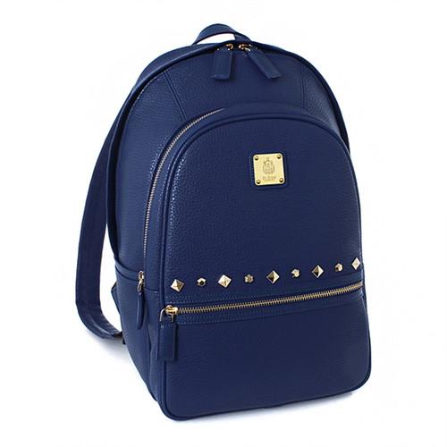 [SAINT SCOTT] Urban City Backpack - Navy Blue