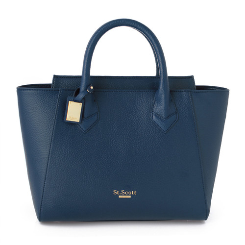 [SAINT SCOTT]Naomi Tote - Navy Blue
