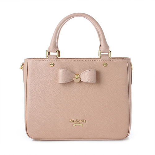 [SAINT SCOTT]Marilyn Tote - Smoky Rose