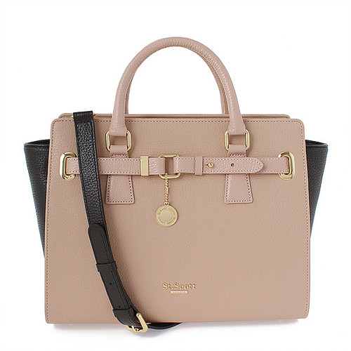 [SAINT SCOTT] Karen Tote - Smoky Rose