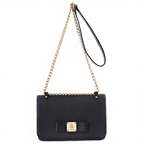 [SAINT SCOTT]Alice Mini Crossbody Bag - Black