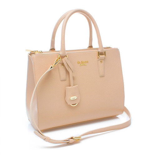 [SAINT SCOTT]Blair Tote - Smoky Rose