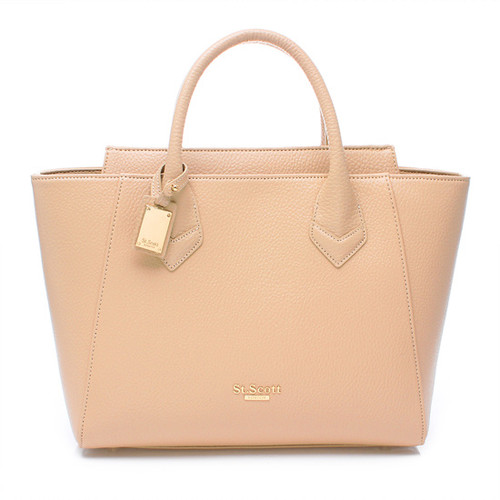 [SAINT SCOTT]Naomi Tote - Smoky Rose