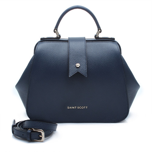 [SAINT SCOTT]Layla Doctor Bag - Navy