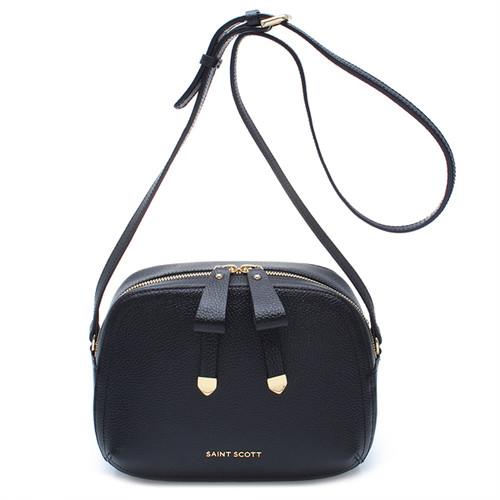 [SAINT SCOTT]Sarah Crossbody Bag - Black