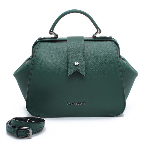 [SAINT SCOTT]Layla Doctor Bag - Emerald Green