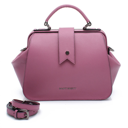 [SAINT SCOTT]Layla Doctor Bag - Lilac Pink
