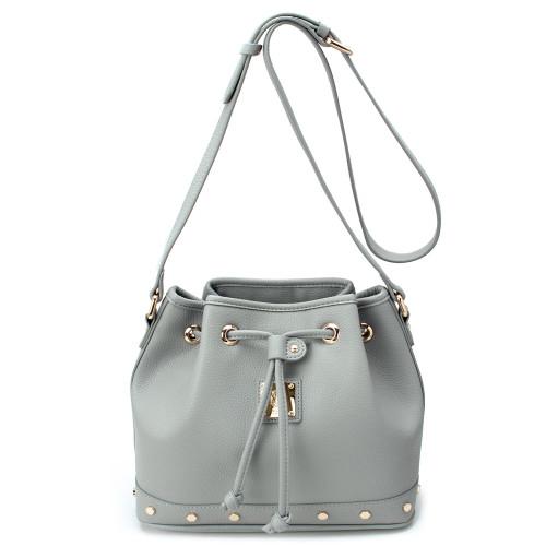 [SAINT SCOTT] Daisy Lucky Bag - Cream Gray