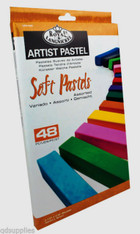 Royal & Langnickel Soft Pastels 48 Pack